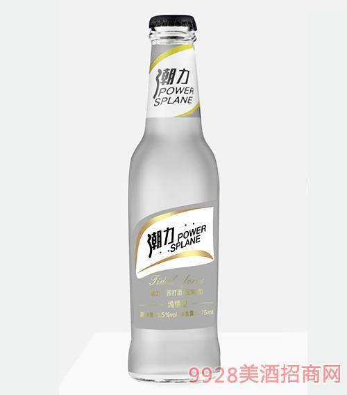 潮力�K打酒�情型3.5度275ml