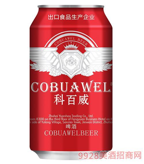 科百威啤酒320ml