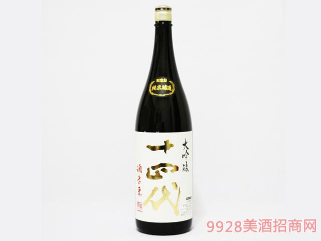 三得利十四代酒未�砑�米大吟�1.8L