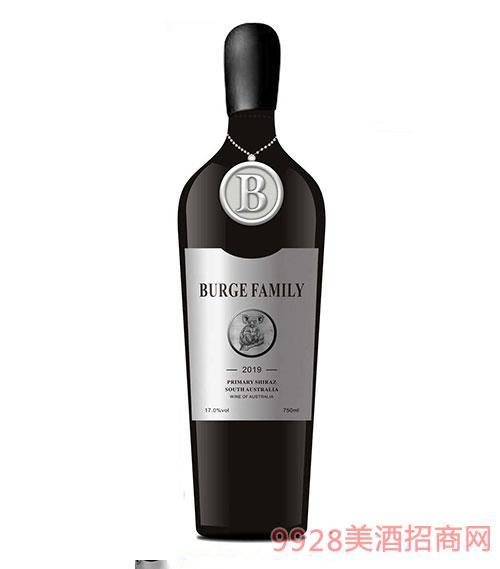 伯格家族酒庄·考拉干红葡萄酒 银标