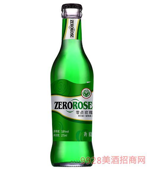 零点玫瑰苏打酒 奔放型
