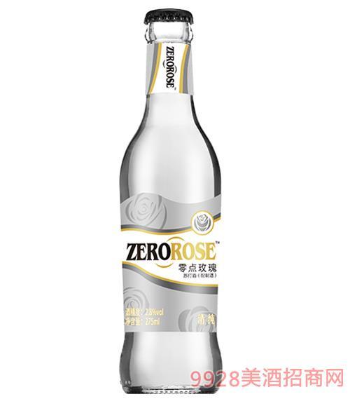 零点玫瑰苏打酒-清纯型