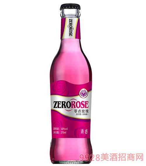 零点玫瑰苏打酒 诱惑型