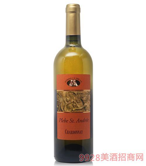 莫莉尼·梵朵霞多丽白葡萄酒