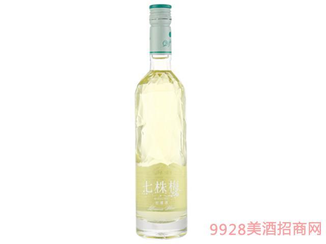 七株梅��檬酒