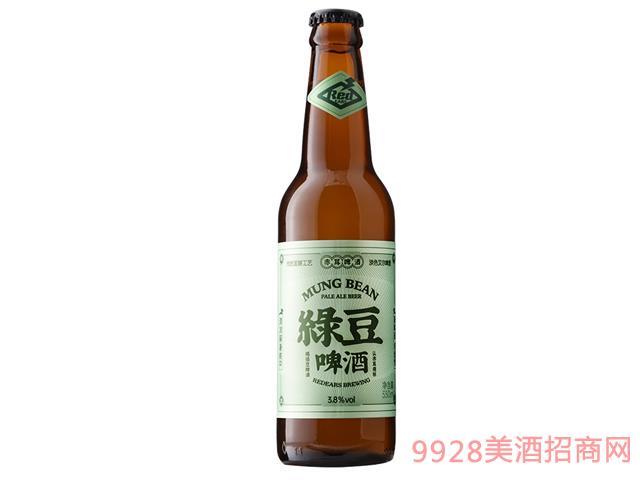 赤耳绿豆淡色艾尔啤酒