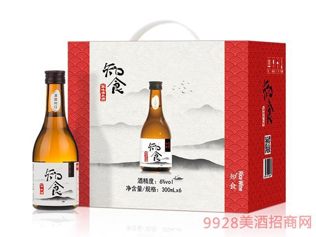知食清米酒