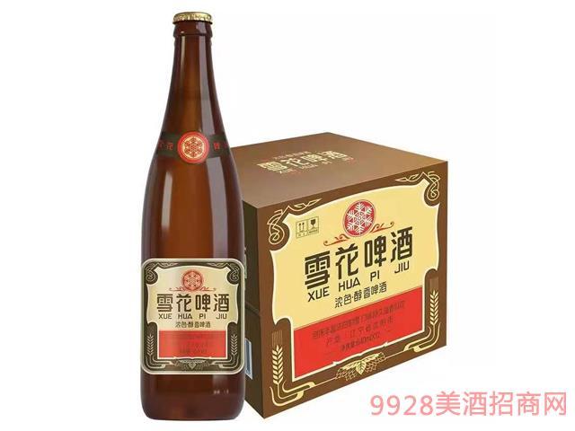 雪花啤酒经典(老雪)标