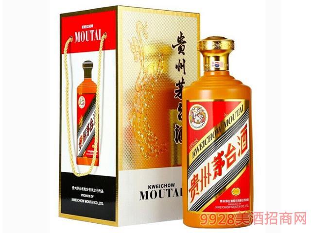 贵州茅台酒(金桂叶)