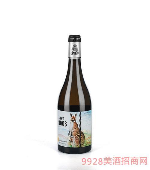 摩纳克庄园2016袋鼠干白葡萄酒