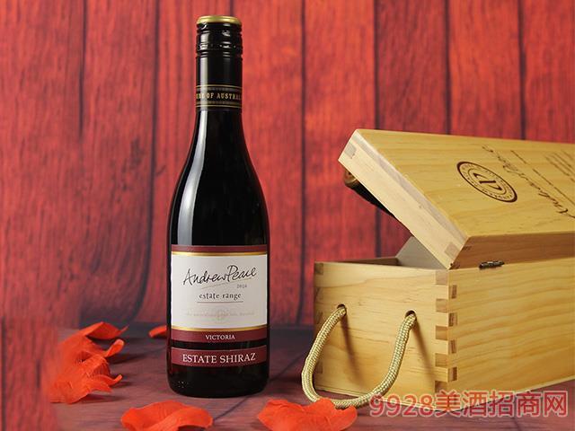 安德鲁皮士酒庄西拉子干红葡萄酒