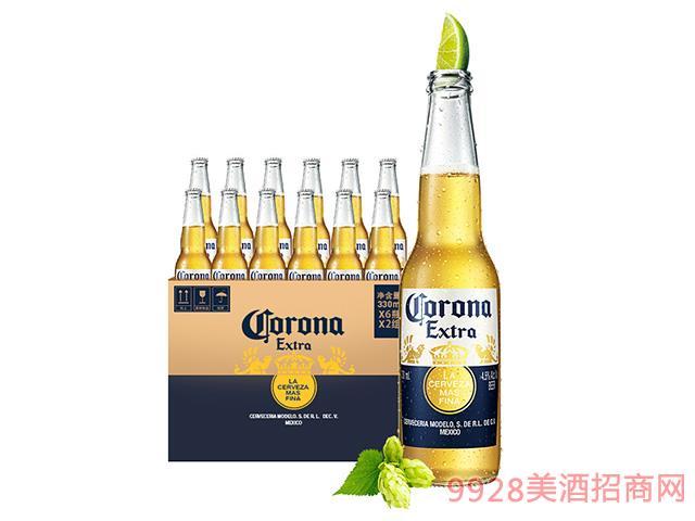 科�_娜墨西哥�L味拉格特�啤酒