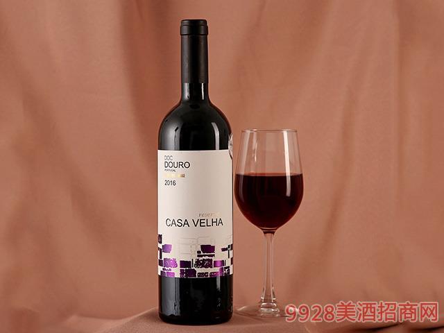 卡莎珍藏DOC干�t葡萄酒
