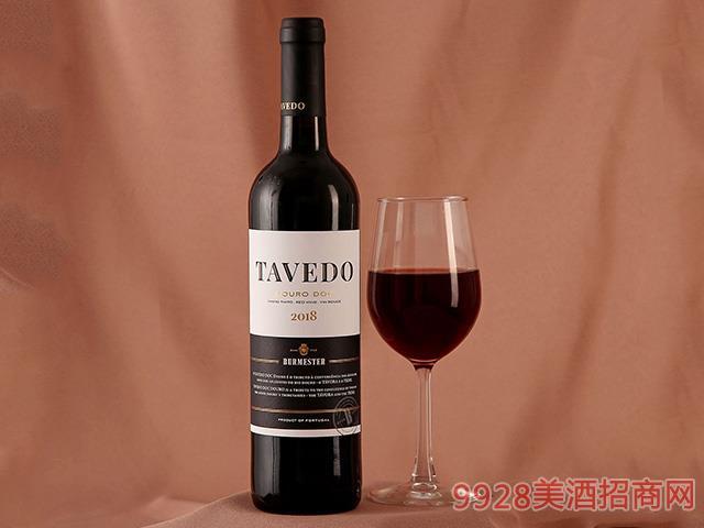 塔�f多DOC干�t葡萄酒