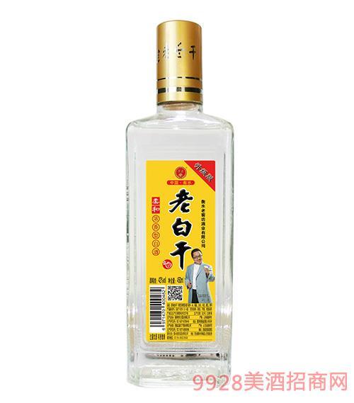 通途柔和老白干酒42度450ml