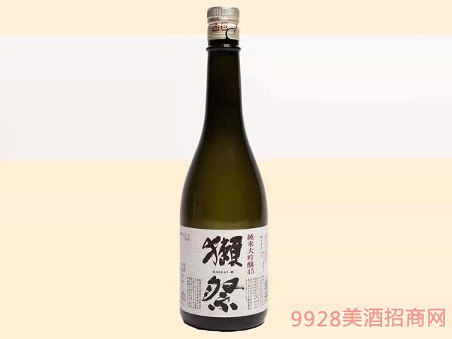 獭祭酒45-16度720ml
