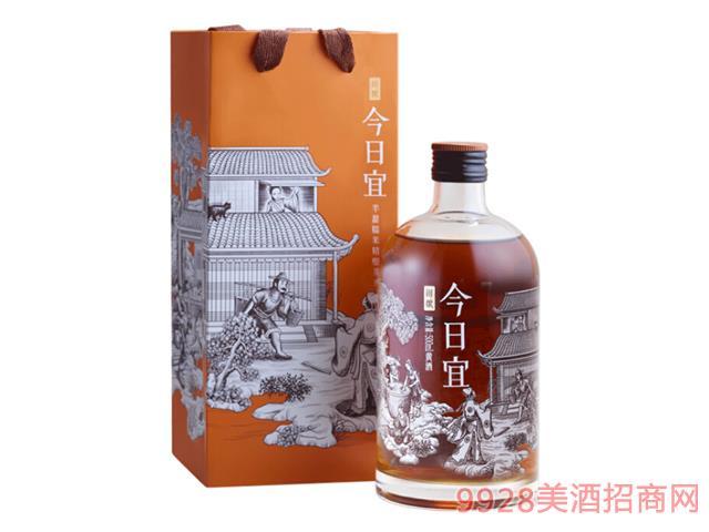 古越龙山半糖糯米精酿绍兴黄酒