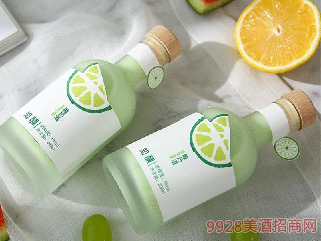 知醺柠檬酸奶酒