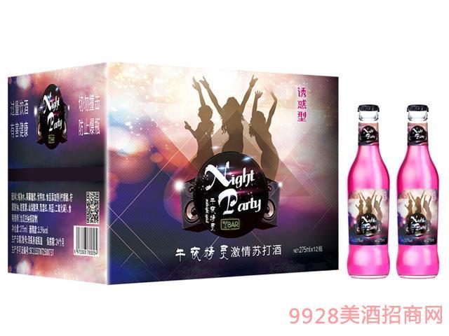 午夜精�`�K打酒�T惑型275mlx12瓶