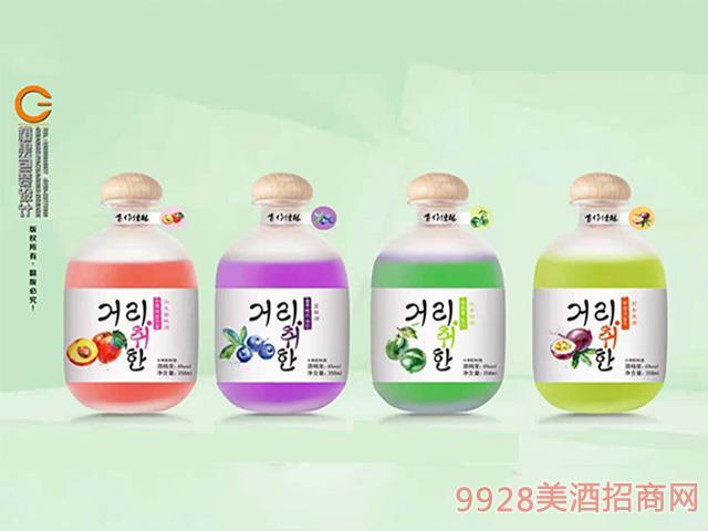 陌醺果味酒 358ml