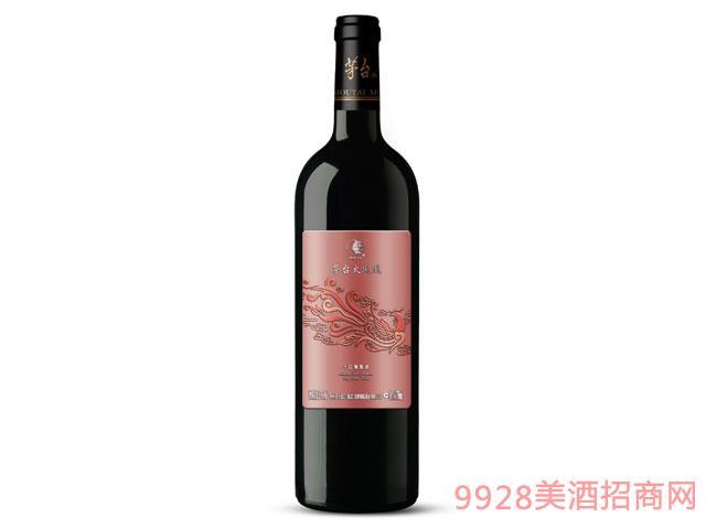 茅台火凤凰干红葡萄酒(彩凤)