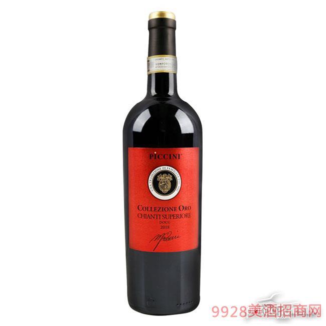 意大利彼奇尼超�基安蒂�S金精�x�t葡萄酒