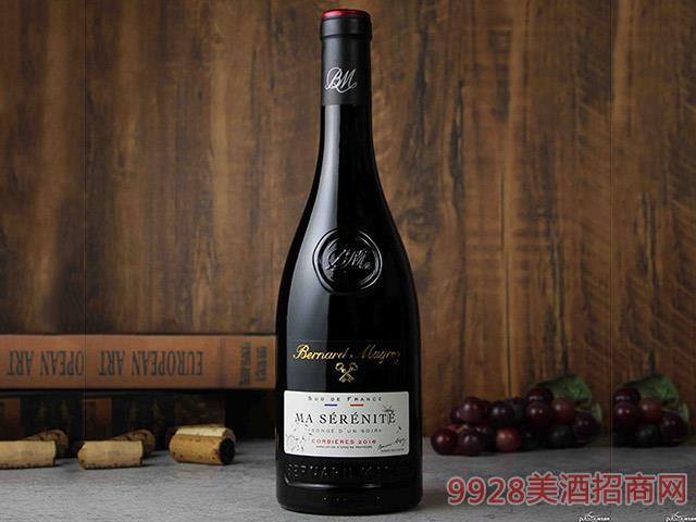 法��科比埃���格雷安然�t葡萄酒
