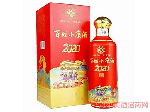 茅�_股份出品・百姓小康酒2020