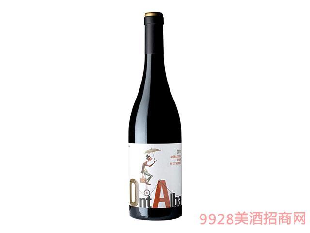 西班牙Ontalba-Equilibrista干红葡萄酒