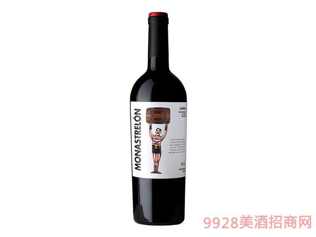 西班牙Monastrelon半干红葡萄酒
