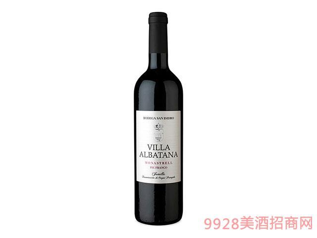 西班牙Villa-Albatana干红葡萄酒
