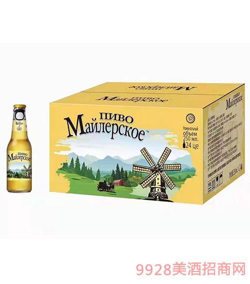 �~勒啤酒250ml