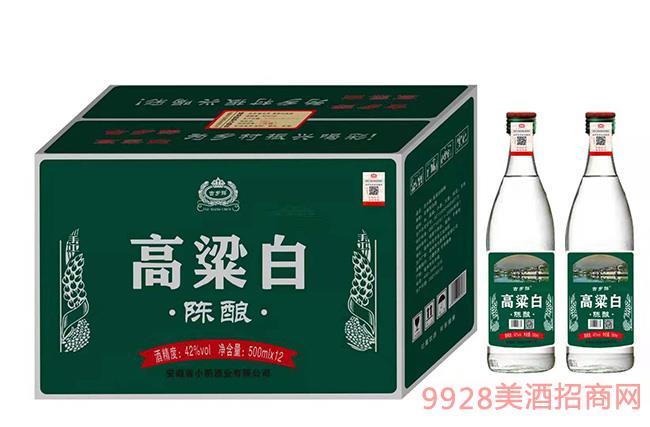 古�l醇酒・高粱白��42度500ml