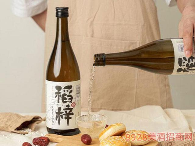 稻梓日式�t��糯米酒