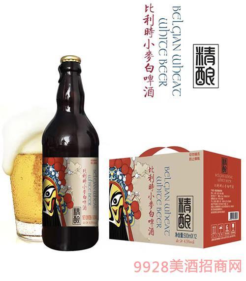 米德�斯堡・比利�r小��白啤酒(�t)500ml