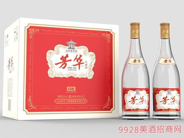 芳�A大曲酒・65版42度480ml