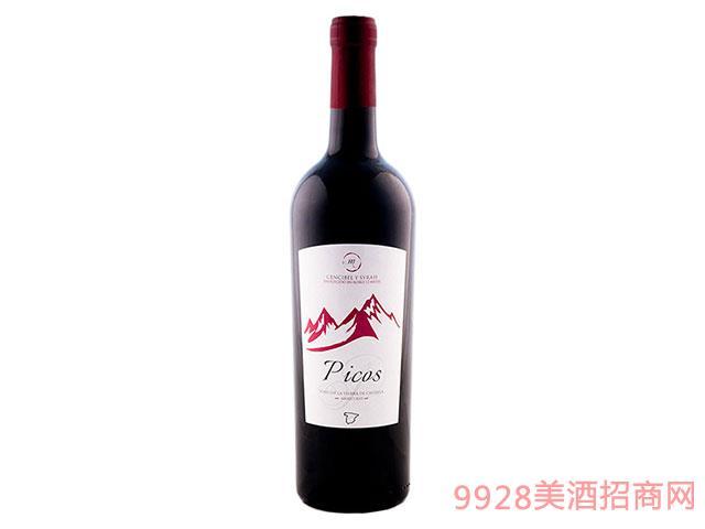 西班牙Picos-橡木桶��12��月�t葡萄酒