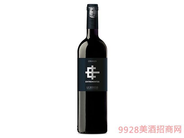 西班牙ENTREMONTES-CRIANZA干�t葡萄酒
