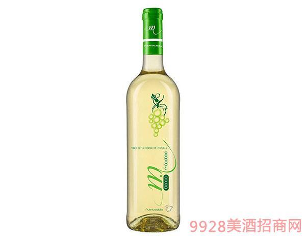 西班牙卡斯蒂��-拉曼查干白葡萄酒