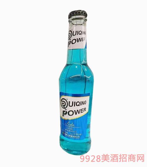UIQINGPOWER美国新动力鸡尾酒(蓝瓶)3.5度275ml
