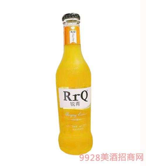 锐青果味鸡尾酒(黄瓶)3.5度275ml