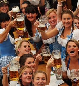 2014年成都慕尼黑啤酒节