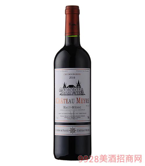 法国之光·美意庄园干红葡萄酒