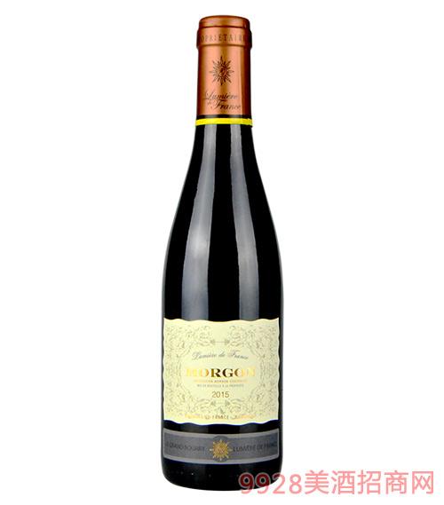法国之光·摩根干红葡萄酒375ML