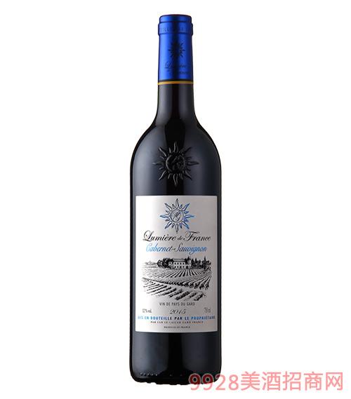 法国之光・赤霞珠干红葡萄酒