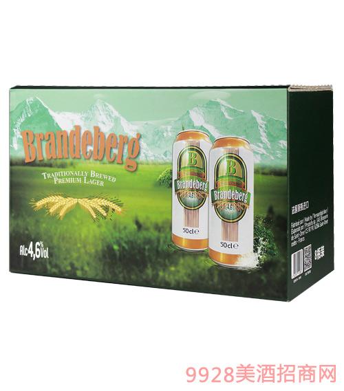 冰山啤酒4.6°�Y盒
