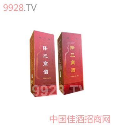 降三高酒(金、银)500ml