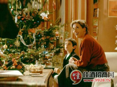 电影中的圣诞美食指南