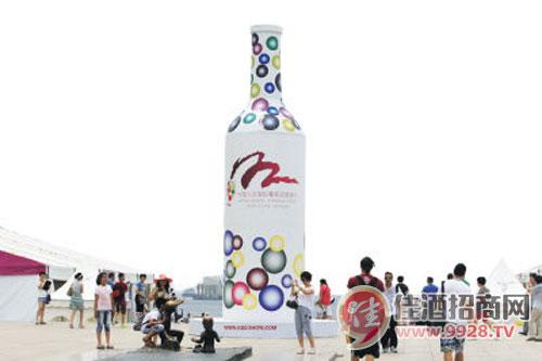 名酒拍卖:大连国际葡萄酒美食节一项重头戏