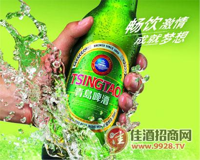世界品牌500强青岛啤酒位列其中